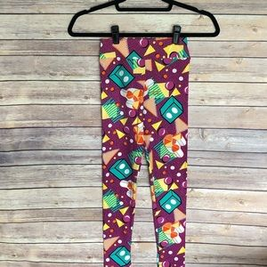 Lularoe Disney Tween Leggings
